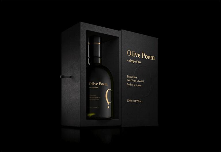 Đen và vàng trong thiết kế packaging