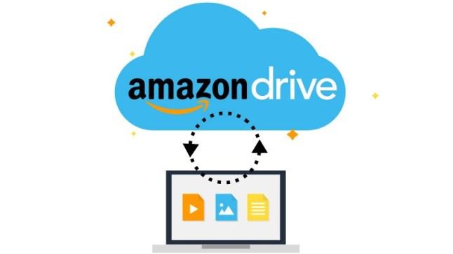 Ứng dụng lưu trữ đám mây miễn phí Amazon Drive