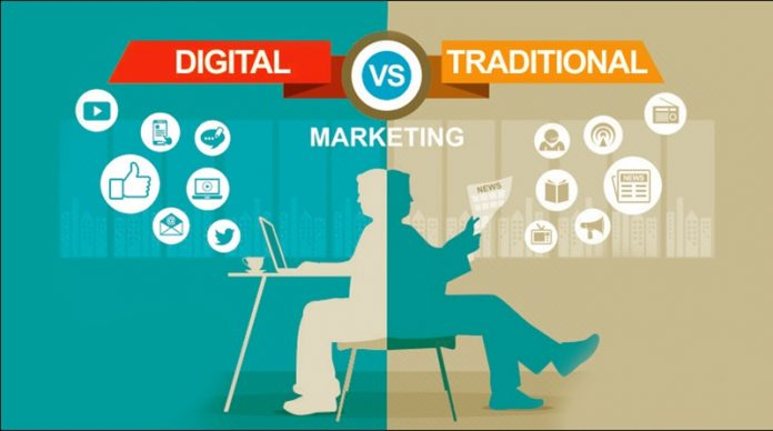 kinh doanh truyền thống và kinh doanh online