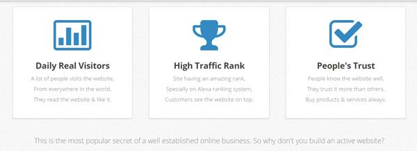 Tăng Traffic cho website với alexamaster.net