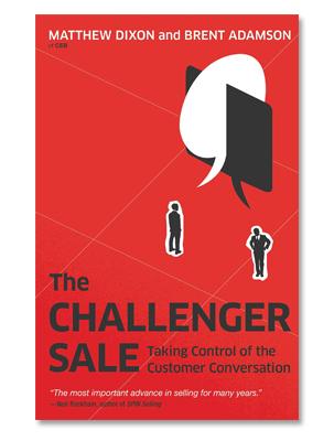 Challenger Sale – Kỹ năng bán hàng thách thức