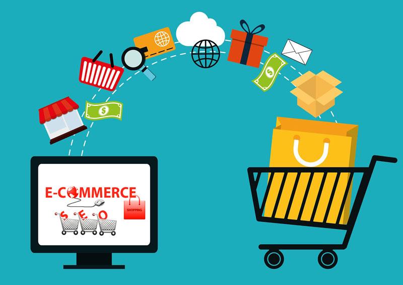 Xu hướng tìm kiếm trên các trang thương mại điện tử bán hàng bùng nổ